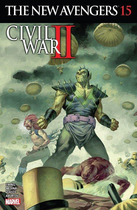 New Avengers #15 (2016)