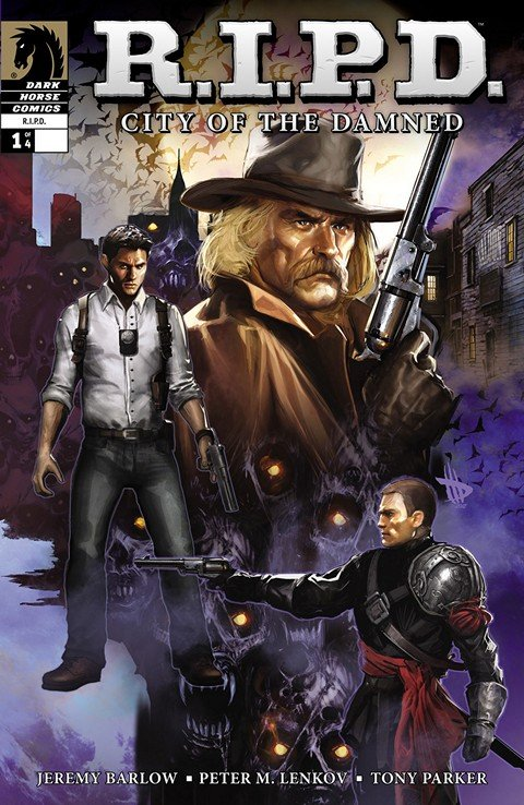 R.I.P.D. – City of the Damned #1 – 4