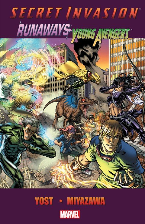 Secret Invasion – Runaways-Young Avengers (2009)