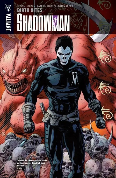 Shadowman Vol. 1 – Birth Rites (2013)