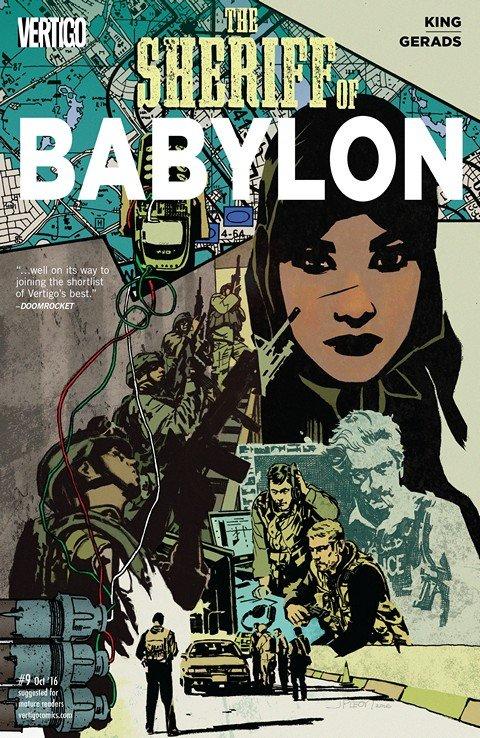 Sheriff of Babylon #9