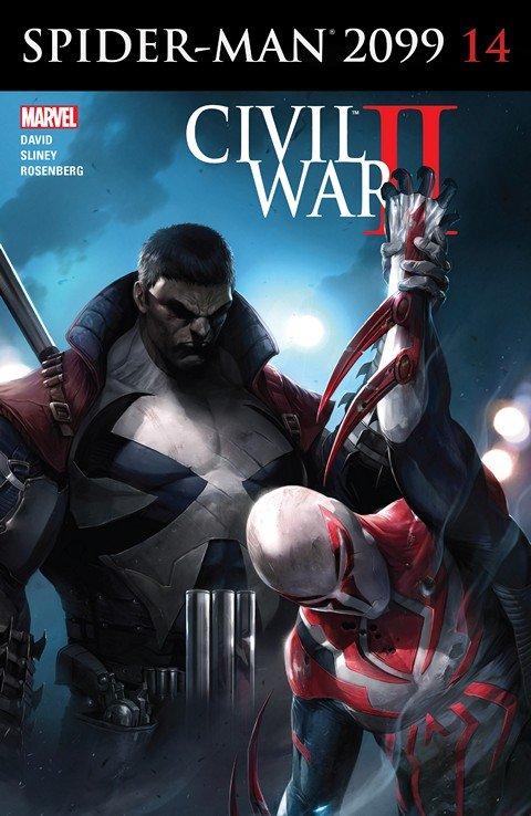 Spider-Man 2099 #14 (2016)