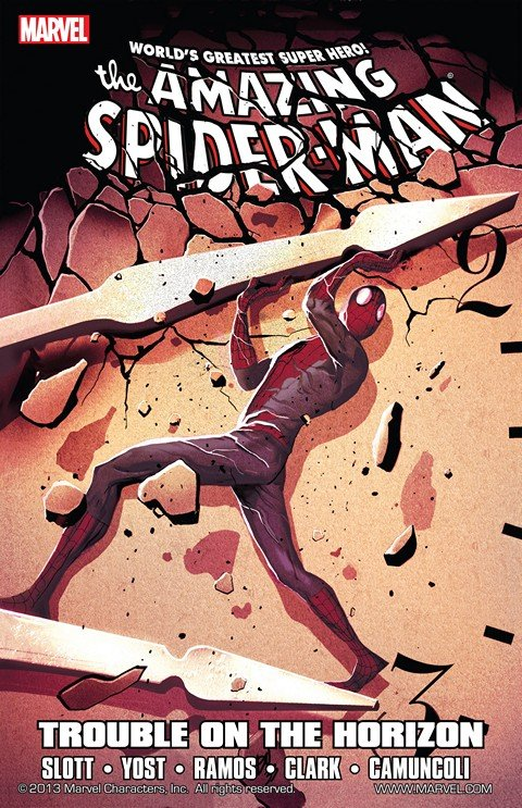 Spider-Man – Trouble On The Horizon (2012)