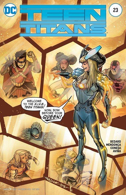 Teen Titans #23 (2016)