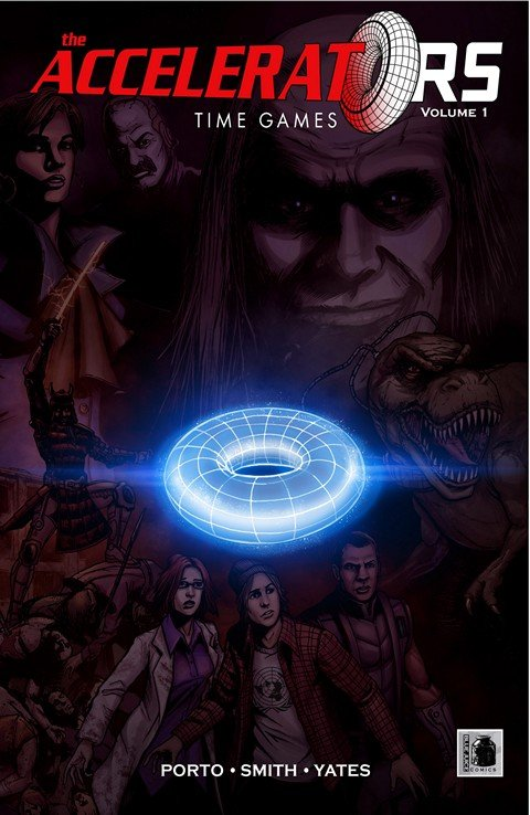 The Accelerators Vol. 1 – Time Games