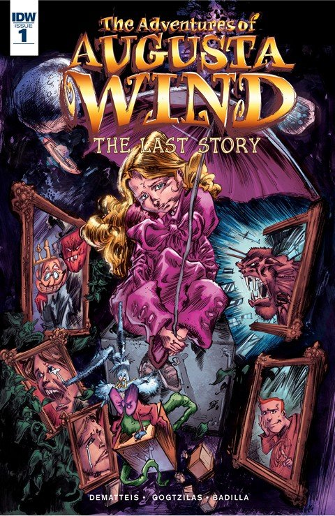 The Adventures of Augusta Wind – The Last Story #1