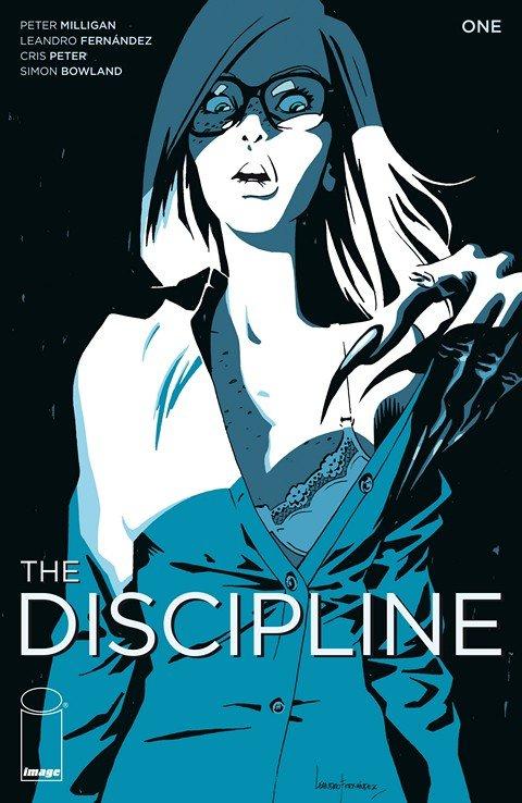 The Discipline #1 – 6 (2016)