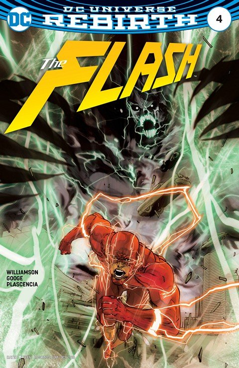 The Flash #4 (2016)