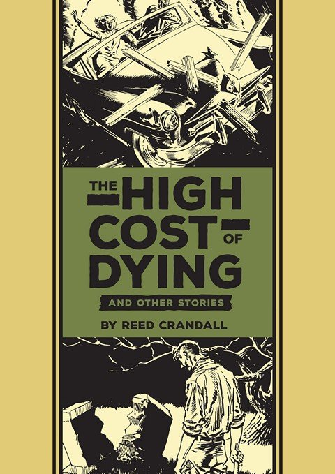 The High Cost of Dying and Other Stories (2016)