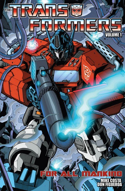 The Transformers Vol. 1 – 7 (TPB Collection) (2010-2016)
