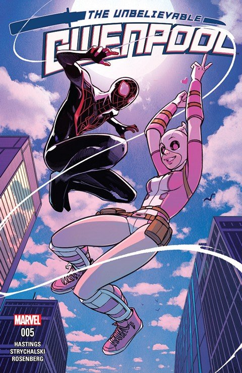 The Unbelievable Gwenpool #5 (2016)