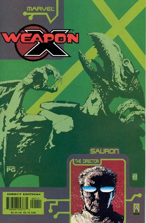 Weapon X – The Draft