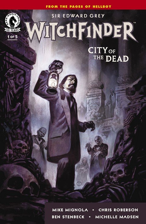 Witchfinder – City of the Dead #1 (2016)