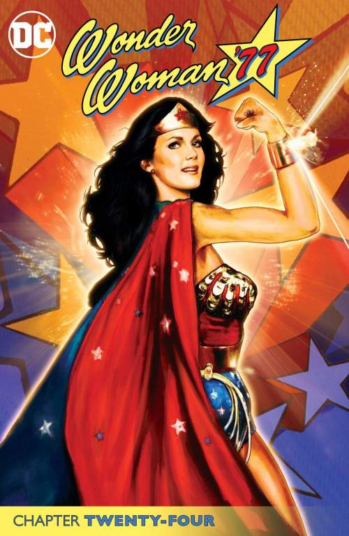 Wonder Woman '77 #24 (2016)