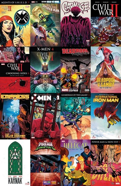 2016.09.21 Marvel Week+