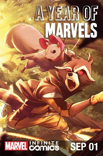 A Year of Marvels – September Infinite Comic #1 (2016)