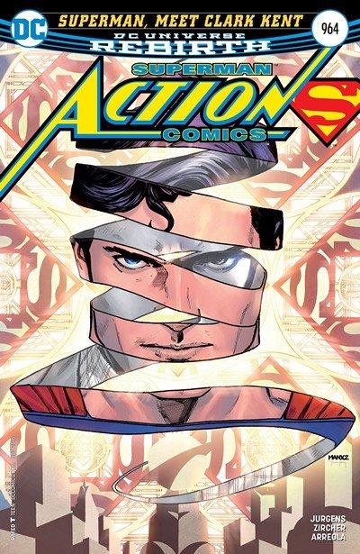 Action Comics #964 (2016)