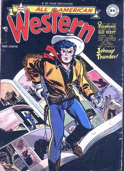 All-American Western #103 – 126 (1948-1952)