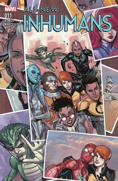 All-New Inhumans #11 (2016)