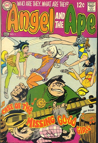 Angel and the Ape Vol. 1 #1 – 6 (1968)