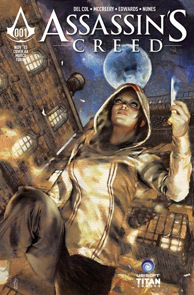 Assassin's Creed Vol. 2 #1 – 11 (2015-2016)
