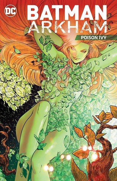 Batman Arkham – Poison Ivy (2016)