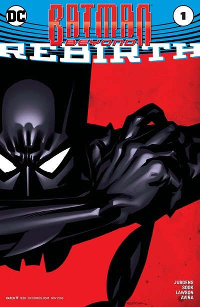 Batman Beyond – Rebirth #1 (2016)