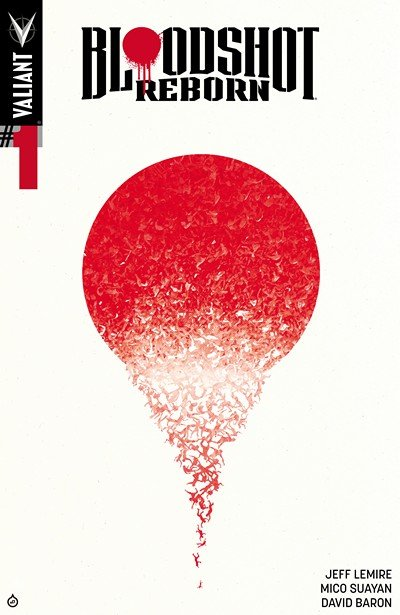 Bloodshot Vol. 4 – Reborn #1 – 18 + Annual + TPBs (2015-2016)