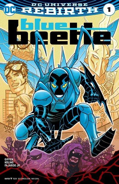 Blue Beetle #1 (2016)