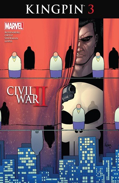 Civil War II – Kingpin #3 (2016)