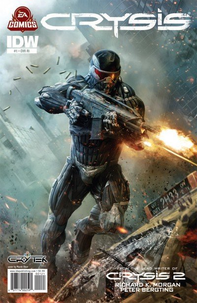 Crysis #1 – 6 (2011)