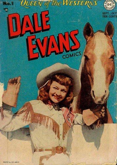 Dale Evans #1 – 24 (1948-1952)
