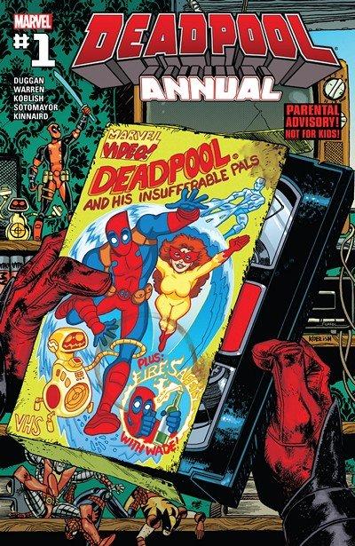 Deadpool Annual #1 (2016)