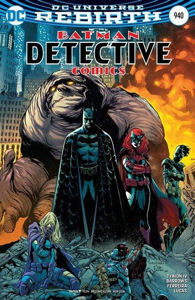 Detective Comics #940 (2016)