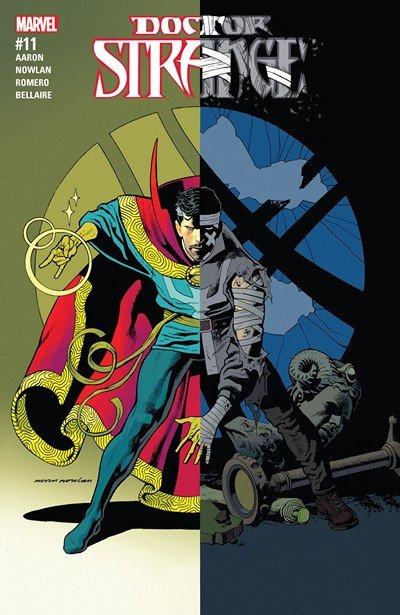 Doctor Strange #11 (2016)