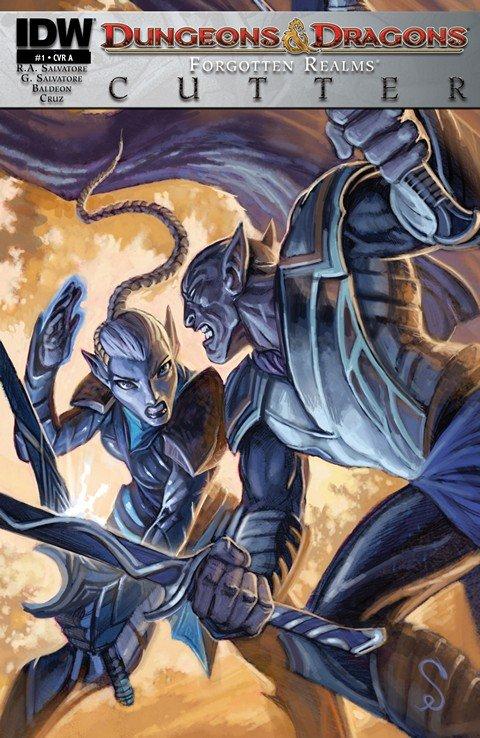 Dungeons & Dragons – Cutter #1 – 5 + TPB (2013)
