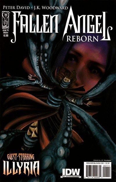 Fallen Angel Reborn #1 – 3 (2009)
