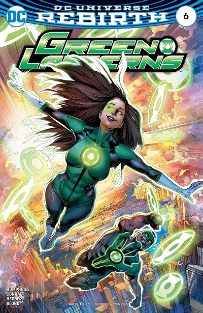 Green Lanterns #6 (2016)