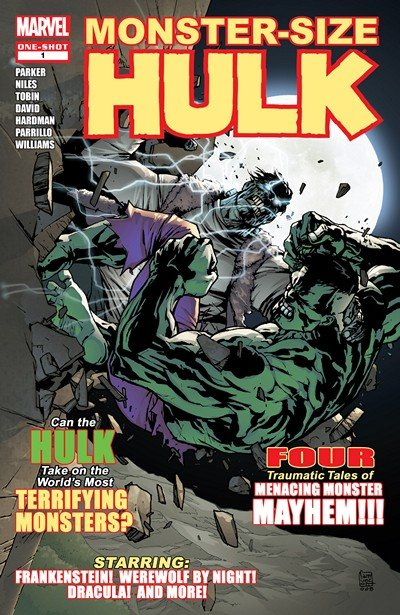 Hulk Monster-Size Special #1 (2008)