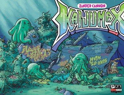 Kaijumax – Season Two #4 (2016)