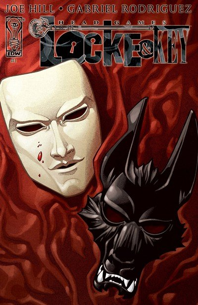 Locke & Key – Head Games #1 – 6 (2009)