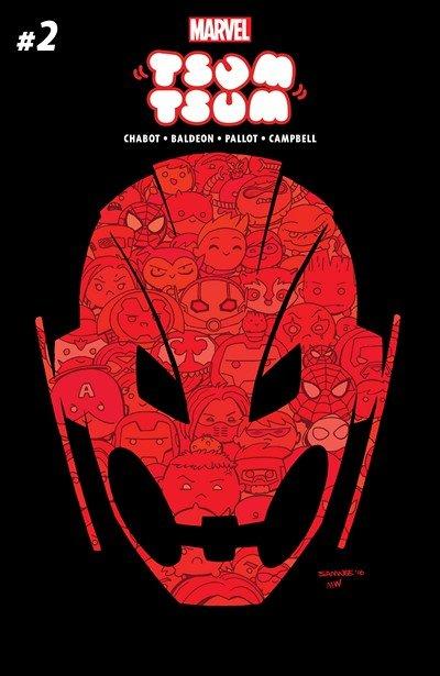 Marvel Tsum Tsum #2 (2016)