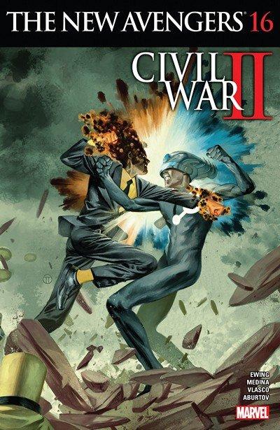 New Avengers #16 (2016)