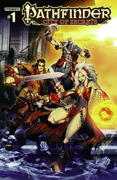 Pathfinder – City of Secrets #1 – 6 + TPB (2014)