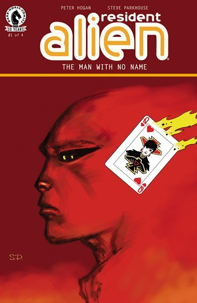 Resident Alien – The Man with No Name #1 (2016)