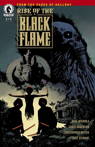 Rise of the Black Flame #1 (2016)