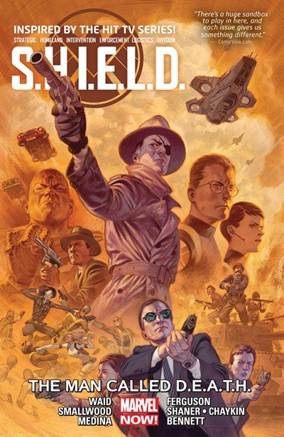 S.H.I.E.L.D. Vol. 2 – The Man Called D.E.A.T.H. (2016)