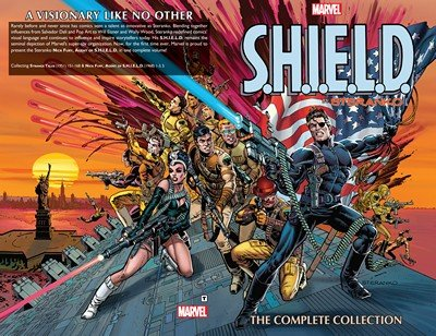 S.H.I.E.L.D. by Steranko – The Complete Collection (2013)