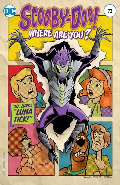 Scooby-Doo – Where Are You #73 (2016)