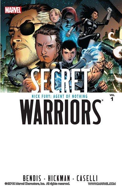 Secret Warriors Vol. 1 – 6 (2009-2014)